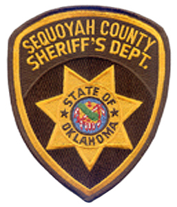 Sequoyah County Sheriff patch