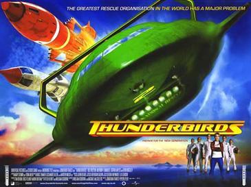 Thunderbirds 2004 Movie