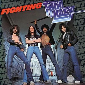 Fighting Thin Lizzy Album Wikipedia