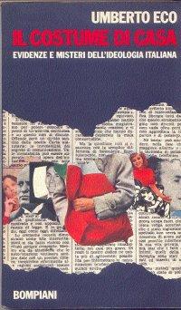 1st edition (Bompiani, 1973)