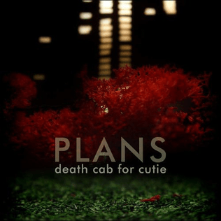 Music Track Review, Death Cab For Cutie, Plans, Brothers On a Hotel Bed