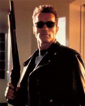 The Terminator T-8oo series