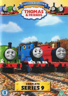 Thomas Amp Friends Series 9 Wikipedia
