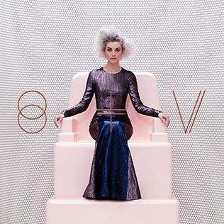 St Vincent artwork Indie Fashion