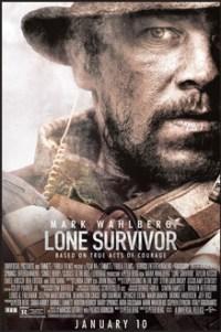 Poster for 2014 war movie Lone Survivor