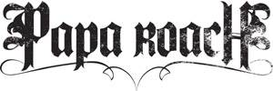 The current Papa Roach logo, used since 2006.