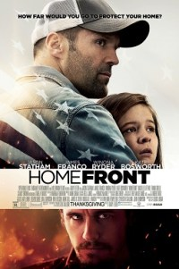 Poster for 2013 action thriller Homefront