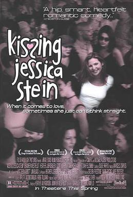 Film poster for Kissing Jessica Stein - Copyri...