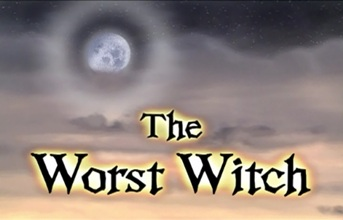 The Worst Witch title card