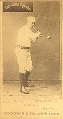 Con Daily baseball card