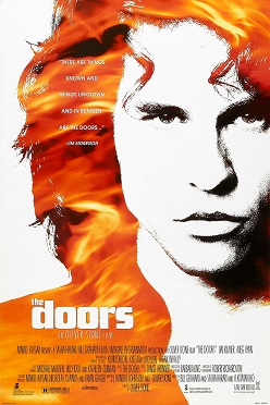 The Doors Movie Poster