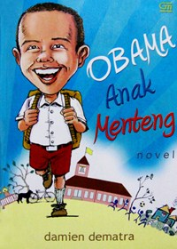 Obama The Menteng Kid book cover