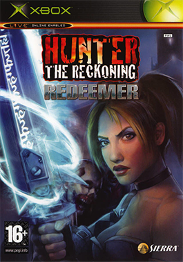 Hunter The Reckoning Redeemer Wikipedia