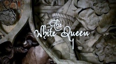 The White Queen title card