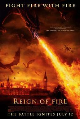 Reign of Fire poster image