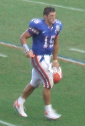 Tim Tebow Florida Field