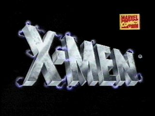 X-Men Title Card