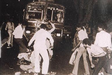 1984 Anti-Sikh riots, from Wikipedia