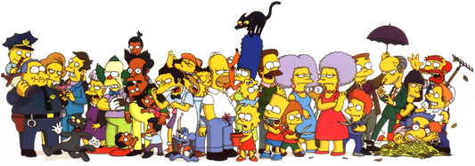 File: Simpsons cast.png