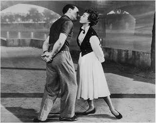 An American in Paris: Gene Kelly and Leslie Caron