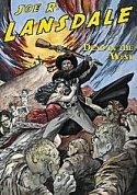 western horror pulp fiction