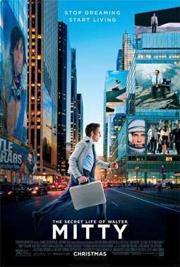 The Secret Life of Walter Mitty (2/2)