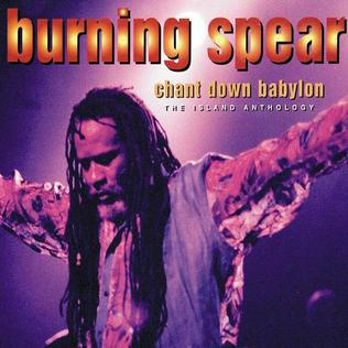Chant Down Babylon: The Island Anthology - Wikipedia