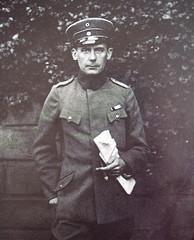 Walter Gropius in his sergeant uniform in World War I.jpg