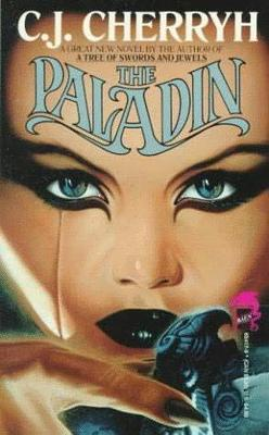 Book cover, The Paladin (original paperback ed...
