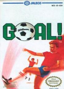 Goal! Jaleco Cover