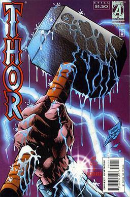 Mjolnir (comics)