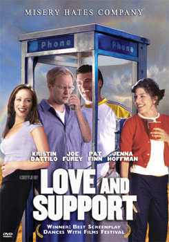"Official ""Love and Support"" Poster"