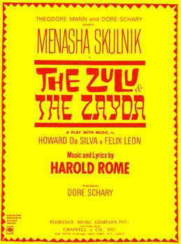 The Zulu And The Zayda Wikipedia