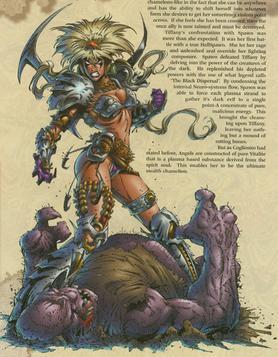 Tiffany Comics Wikipedia