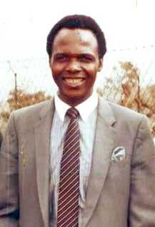 blaženi Tshimangadzo Samuel Benedikt Daswa