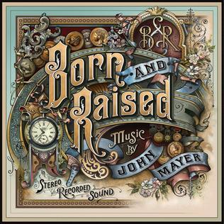 born and raised john mayer album