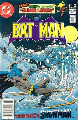 Snowman Comics Wikipedia