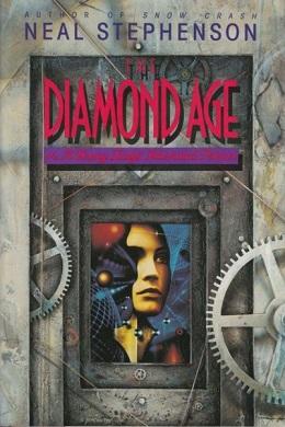 The Diamond Age Book Cover