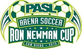 PASL Championship Ron Newman Cup Logo