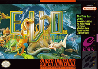 E.V.O.: Search for Eden