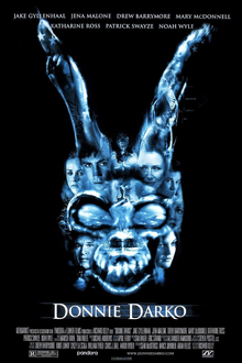 English: Poster of the film Donnie Darko
