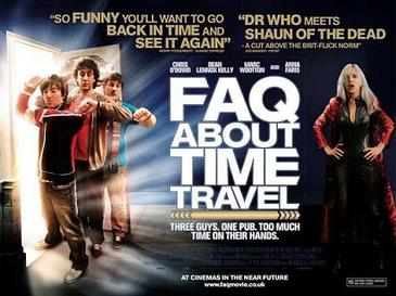 FAQ about time travel (poster)