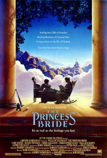 The Princess Bride film poster