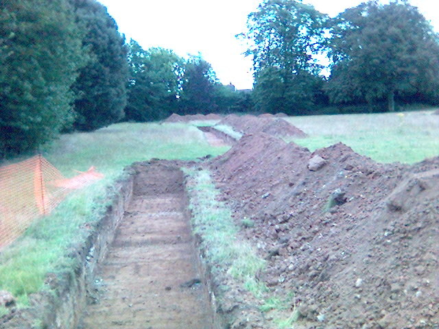 Trial Trenching Wikipedia