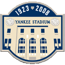 Logo commemorating Yankee Stadium's final season