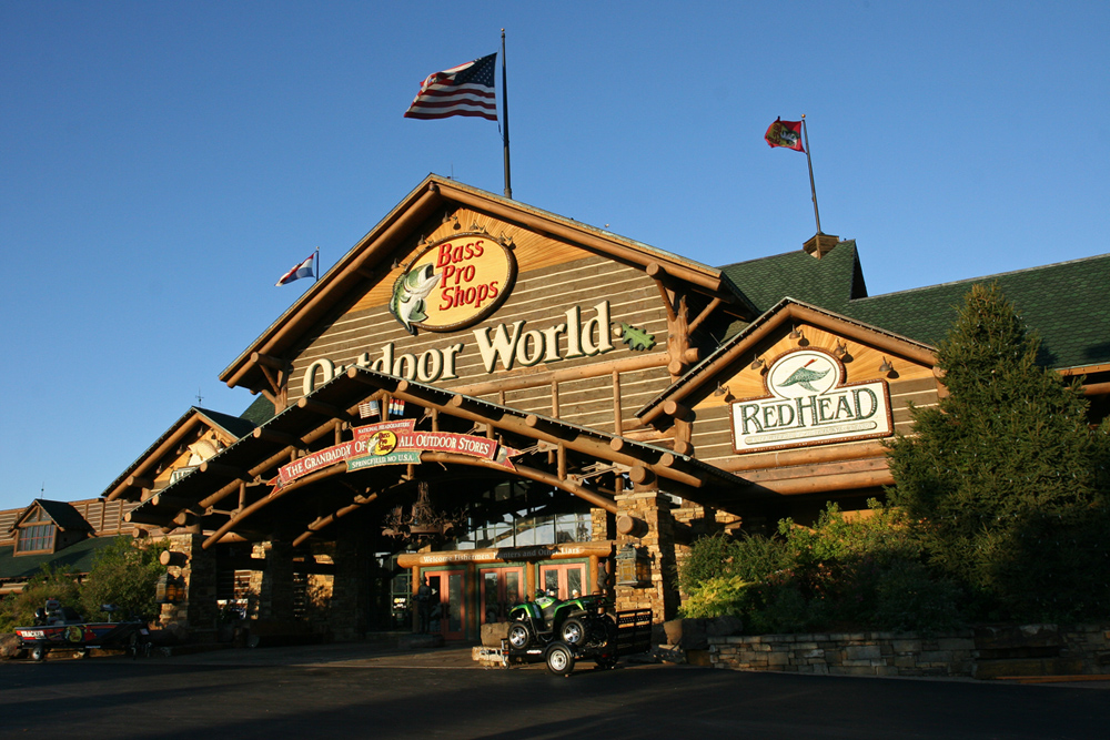 Image result for bass pro shops outdoor world springfield