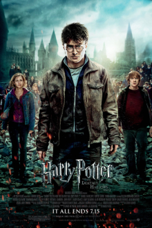 deathly hallows 2 poster