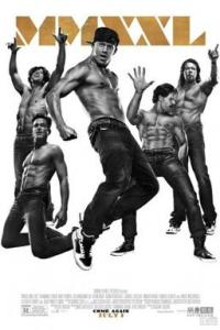 Poster for 2015 dramedy Magic Mike XXL
