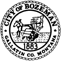 Official seal of Bozeman, Montana