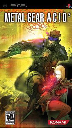 Metal Gear Acid 2 Wikipedia
